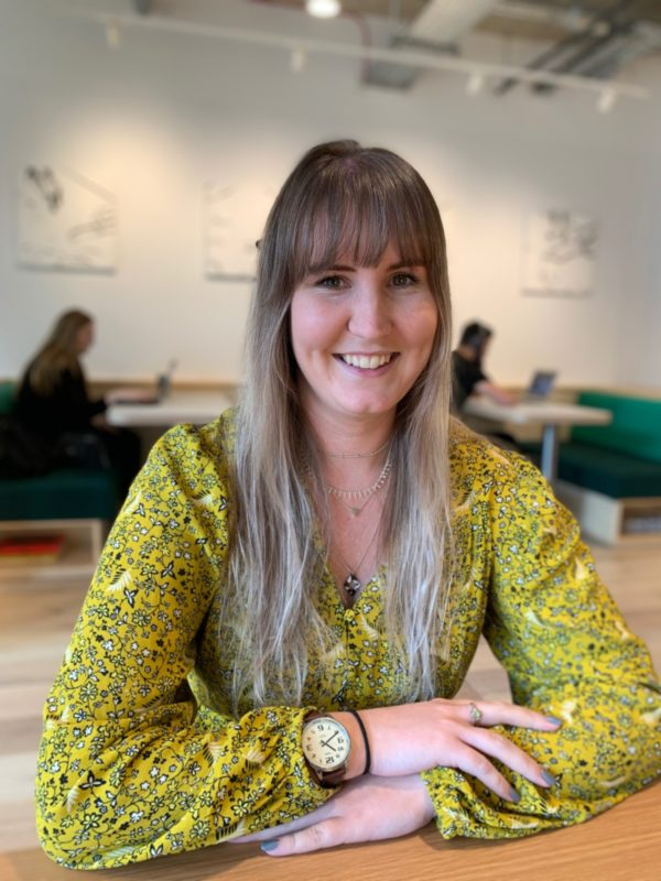 Profile with Hannah McMillan-O'Brien